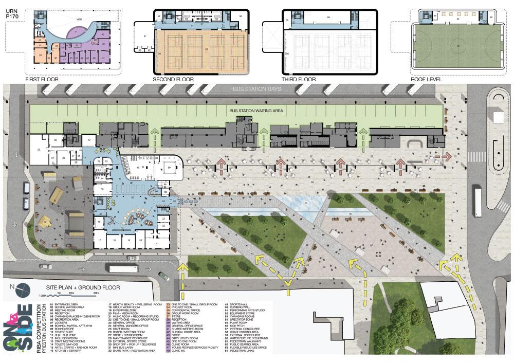 Shortlist Preston Bus Station